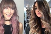 2018 İlkbahar-Yaz Saç Renkleri