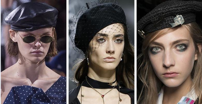 2018 İlkbahar-Yaz Şapka Trendleri