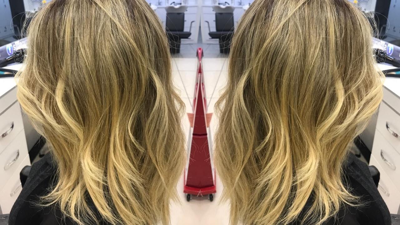 2019 İlkbaharYaz Sarı Saç Tonları