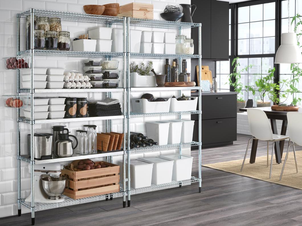 2019 Mutfak Aksesuarları Ikea
