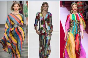İlkbahar-Yaz 2018 Desen Trendleri