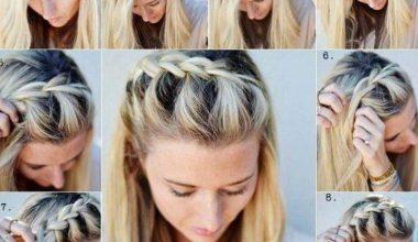 Günlük Saç Modelleri ve Resimli Videolu Anlatımla Yapılışları