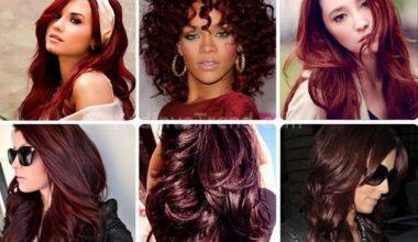 Kızıl Saç Rengi ve Tonları Hakkında Bulamayacağınız Ayrıntılar
