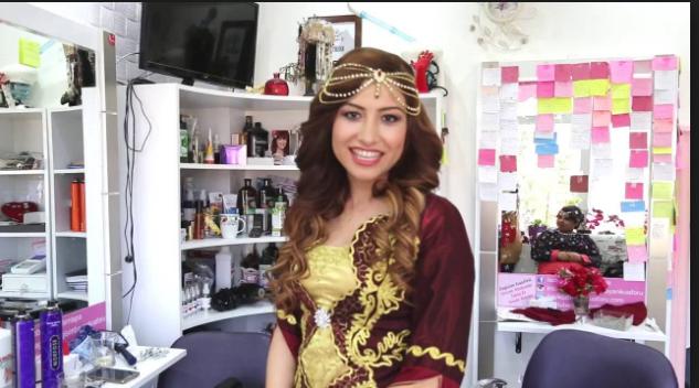 Kina Sac Modelleri Ile Kina Gecelerinde Harika Gorunun Kombin Kadin