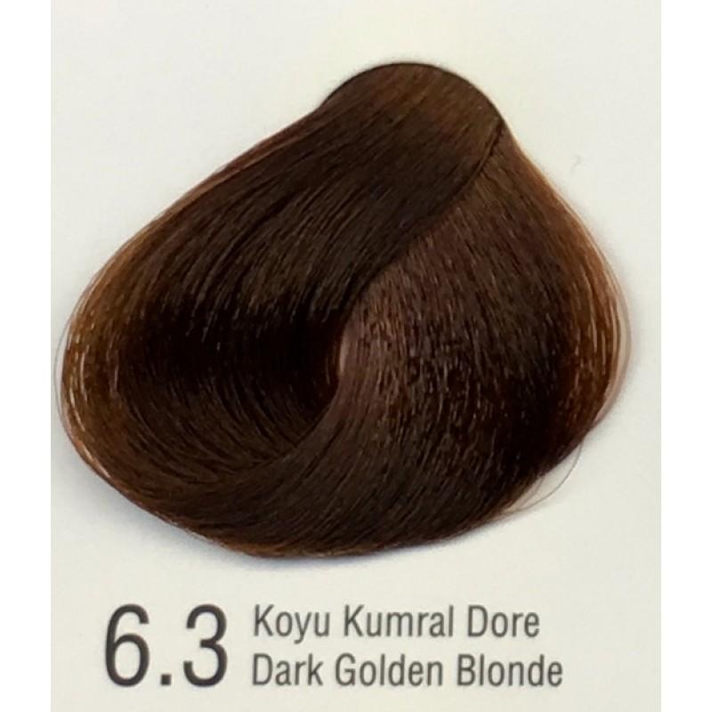 Koyu Kumral Saç Rengi Ve Numarası Kombin Kadın