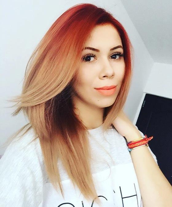 Sarı Saç Rengi Ve Tonları Kataloğu Kombin Kadın
