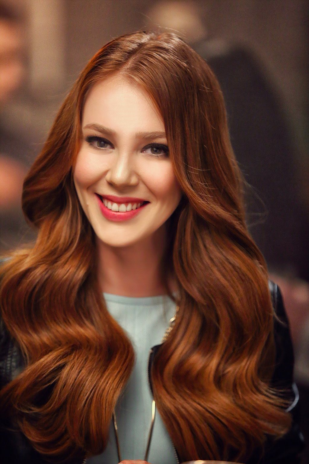 Tarçın Tonlarında Saç Renkleri