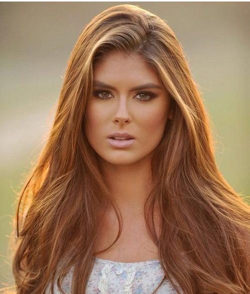 Altın Kahve Saç Rengi Sırlarını Açıklıyoruz Kombin Kadın
