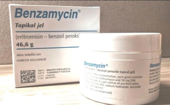 Benzamycin Krem Sivilce(akne) Sorununu Çözüyor!