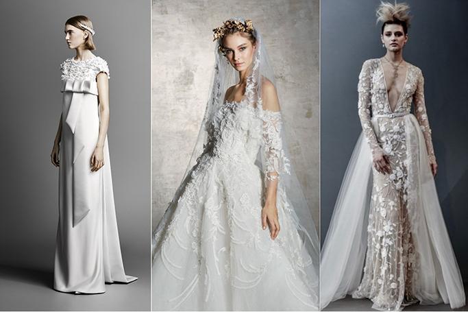 Tina Valerdi 2019 Wedding Dresses: 2019 Gelinlik Modelleri Ve Tüm Detayları