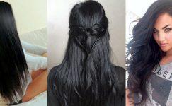 Siyah Saç Rengi ve Tüm Bilinmesi Gerekenler