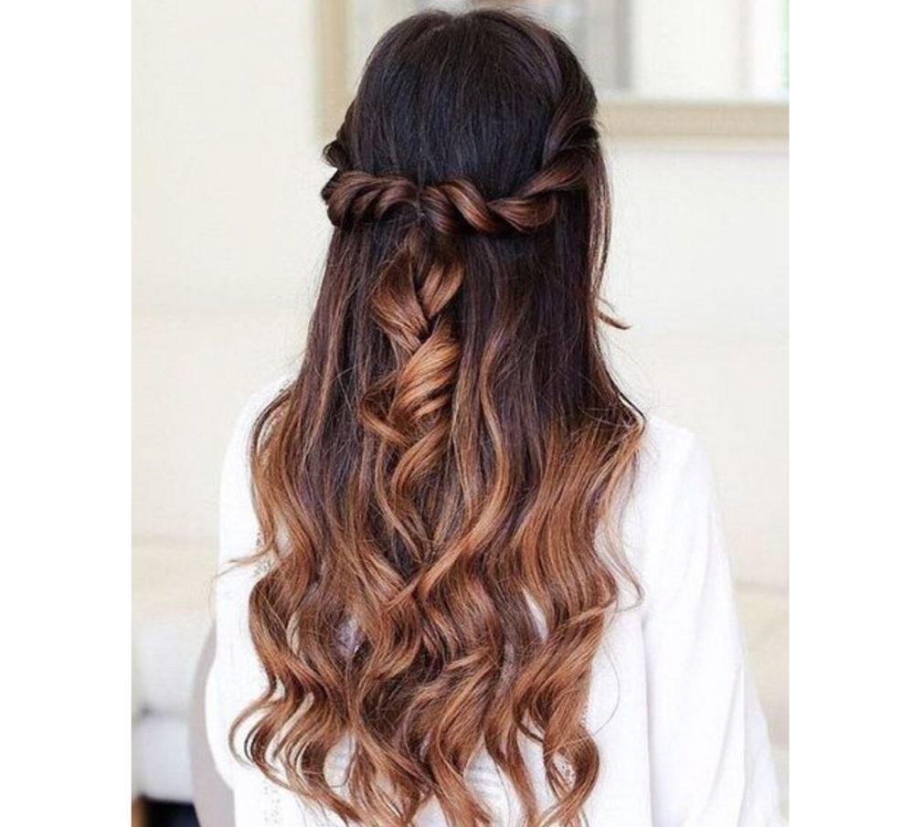 2019 İlkbahar-Yaz Düğünü için Saç Modelleri