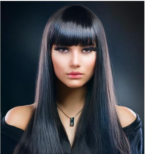 Siyah Saç Rengi Ve Tüm Bilinmesi Gerekenler Kombin Kadın