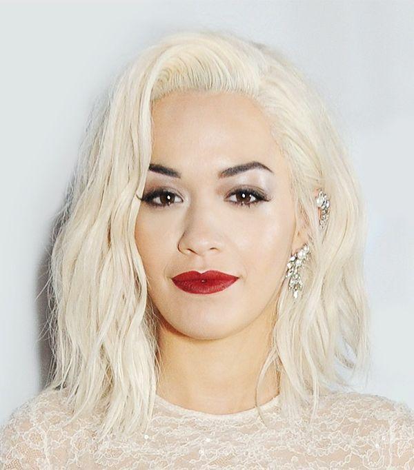 Platin Sarısı Saç Rengi Ve Saç Modelleri Rehberi Kombin Kadın