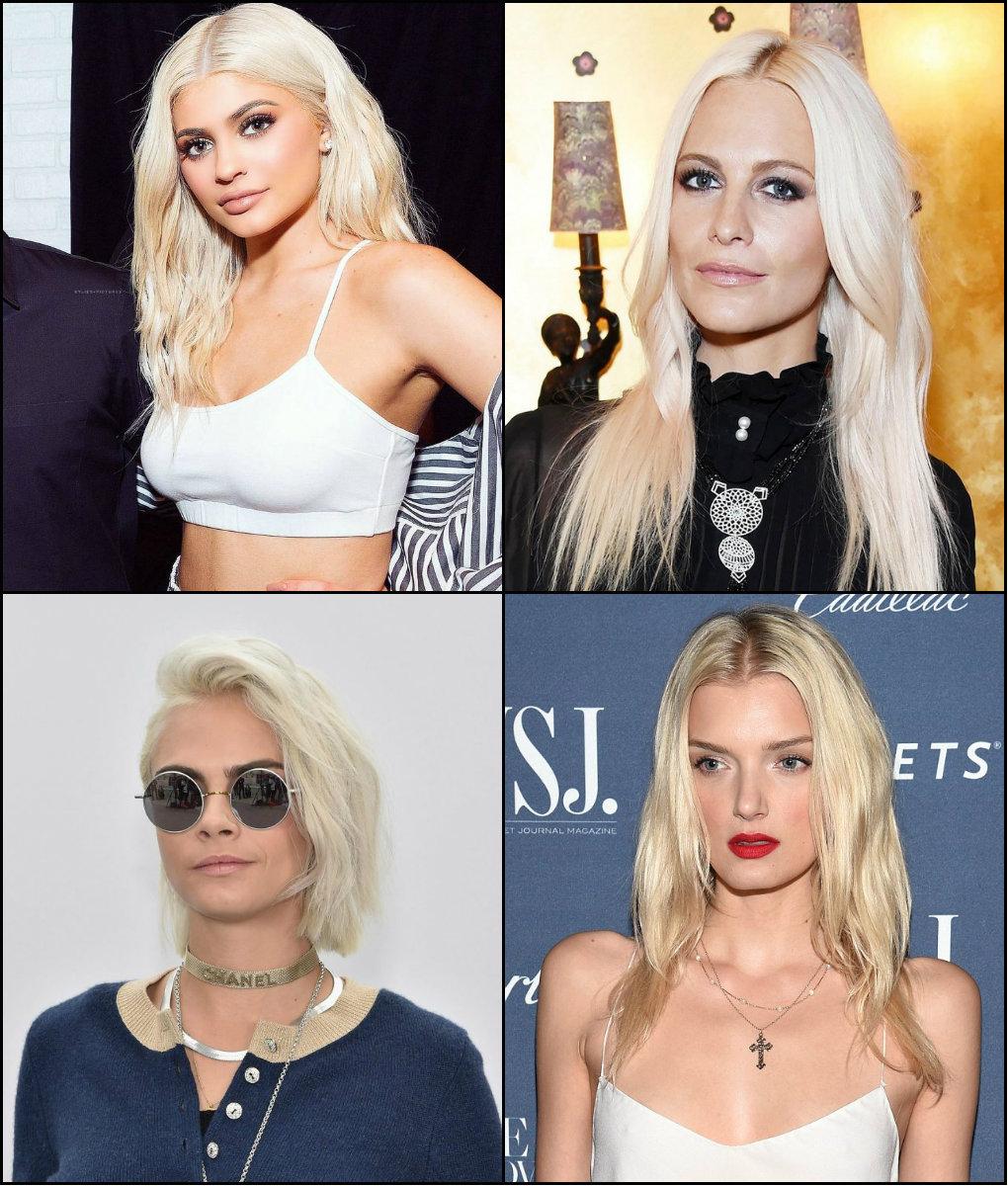 2019 Sarı Saç Rengi Tonları ve İsimleri Hakkında