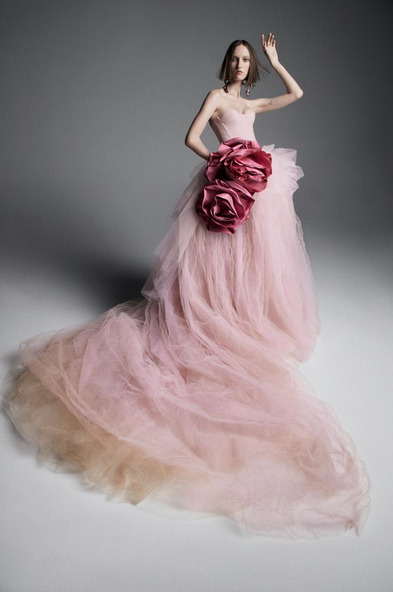 Vera Wang Bahar 2019 Gelinlik Koleksiyonu