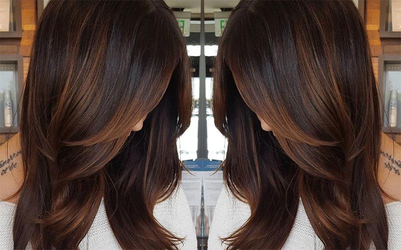 Sıcak çikolata Saç Rengi Ile Ilgili Tüm Ayrıntılar Kombin Kadın