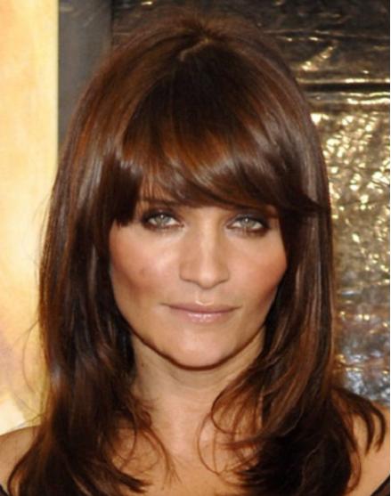 Sıcak çikolata Saç Rengi Modelleri Kombin Kadın