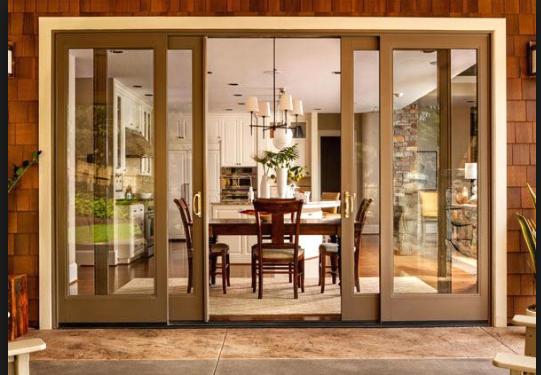 Duvara sürgülü kapı: avantajları, çeşitleri