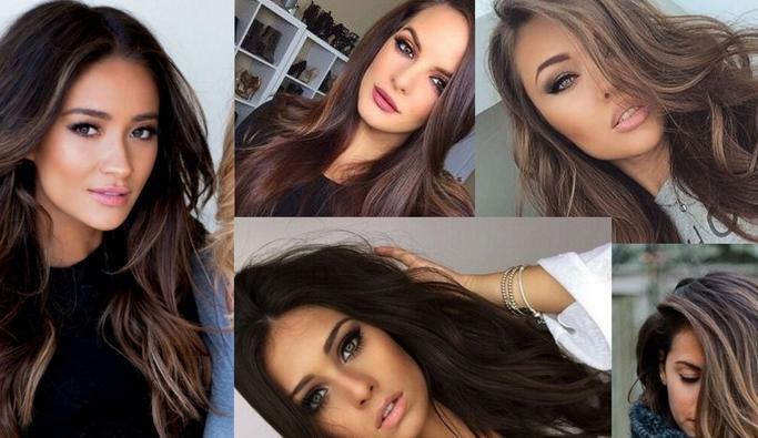 Esmerlere Yakışan Saç Renkleri Kılavuzumuza Göz Atın Kombin Kadın