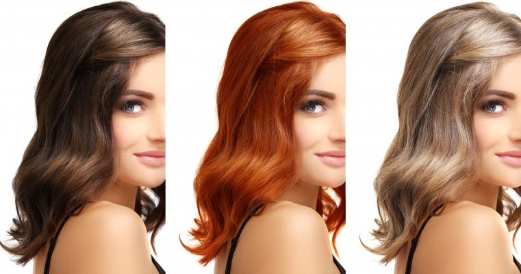 Beyaz Tenliler Için Saç Renkleri Kılavuzu Kombin Kadın