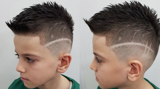 Erkek Çocuk Saç Kesim Modelleri ve Adları Kataloğu