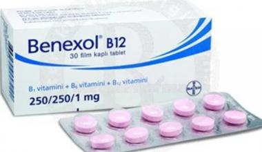 Benexol B12 Nasıl Bir Şeydir, Faydası Nedir, Yan Etkisi Var Mıdır?