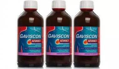 Gaviscon Şurup Nasıl Bir Şeydir, Faydaları Nelerdir, Yan Etkisi Nedir?