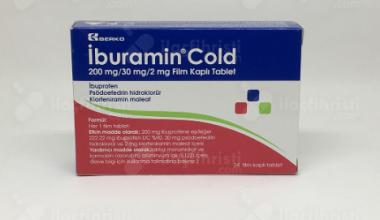 İburamin Cold Tablet Niçin Kullanılır, Fiyatı Nedir, Kullanıcı Yorumları?