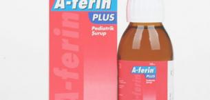 A-ferin Plus Pediatrik Şurup Neye Yarar, Fiyatı Nedir, Kullanıcı Yorumları?