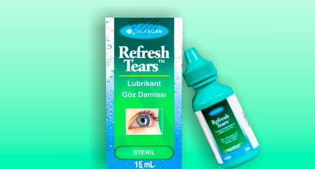 Refresh Göz Damlası Neye Yarar, Fiyatı Nedir, Kullanıcı Yorumları Nasıldır?
