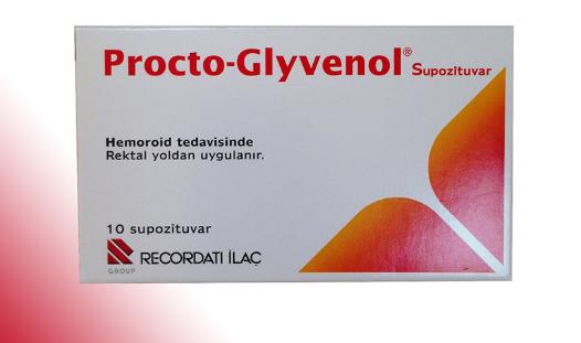 Procto-Glyvenol Fitil (Supozituvar) Neye Yarar, Nasıl Kullanılır, Fiyatı?