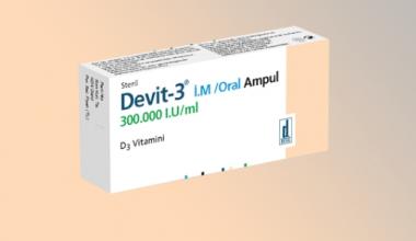 Devit-3 Ampul Niçin Kullanılır, Fiyatı Nedir?
