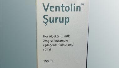 Ventolin Şurup Ne İçin Kullanılır?