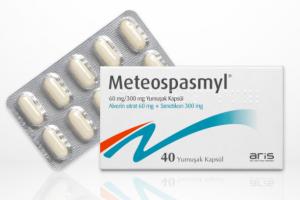 METEOSPASMYL Yumuşak Kapsül Niçin Kullanılır, Fiyatı?