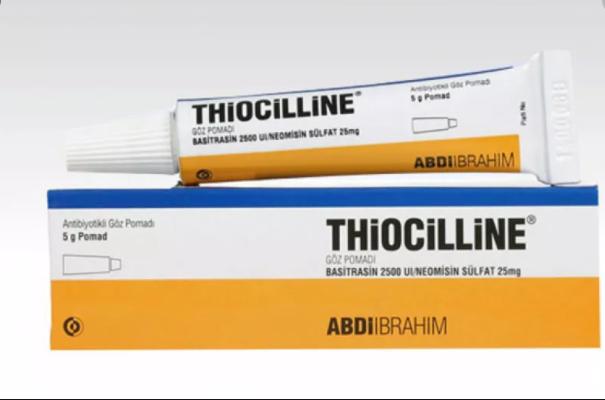 Thiocilline Göz Pomadı Niçin Kullanılır, Fiyatı?