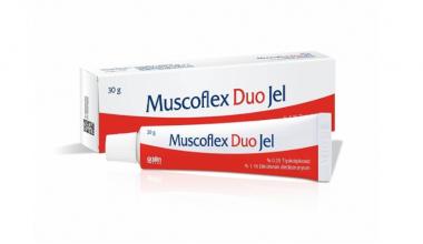 Muscoflex Duo Jel Ne İçin Kullanılır, Fiyatı?