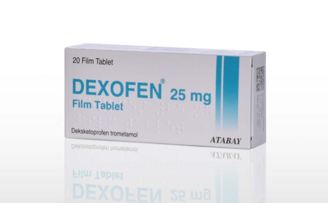 Dexofen 25 mg Film Tablet Ne İçin Kullanılır?
