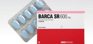 BARCA SR 600 Mg Ne İçin Kullanılır, Muadili?