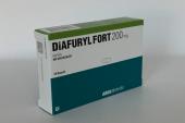 Diafuryl Fort 200 Mg Ne İçin Kullanılır?
