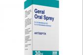 Geral Oral Sprey Niçin Kullanılır, Fiyatı?