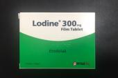 Lodine 300 Mg Film Tablet Ne İçin Kullanılır?