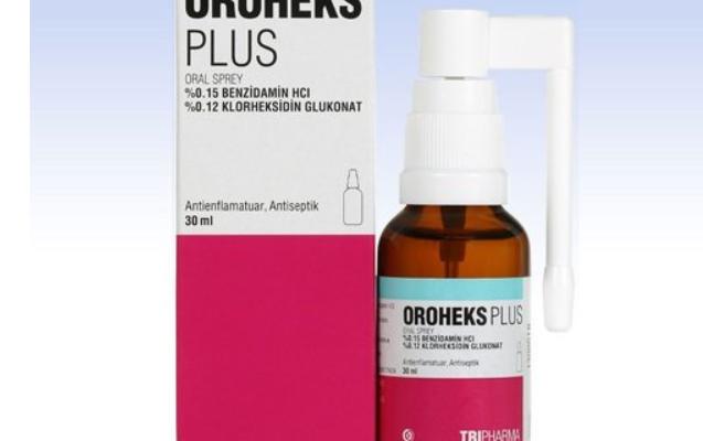 Oroheks Plus Oral Sprey Niçin Kullanılır?