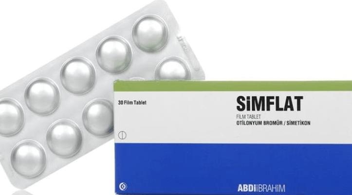 Simflat Film Tablet Ne İçin Kullanılır?