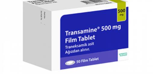 Transamine Nedir, Ne İçin Kullanılır?