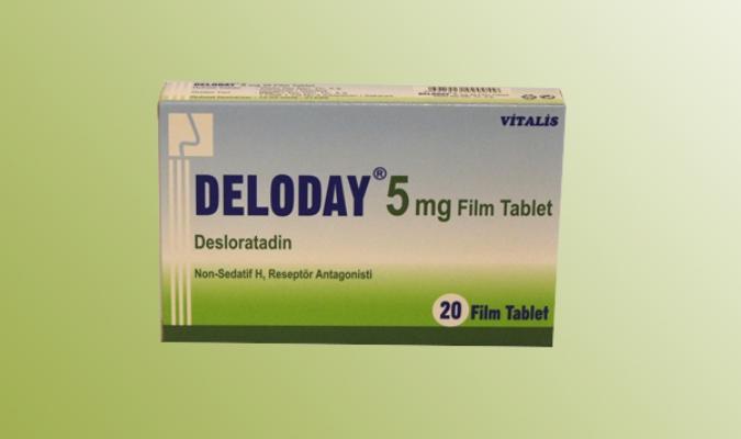 Deloday 5 Mg Film Tablet Ne İçin Kullanılır?