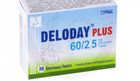 Deloday Plus Niçin Kullanılır, Fiyatı?