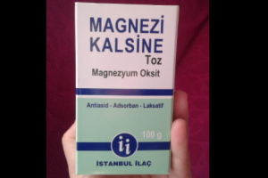 Magnezi Kalsine Nedir, Nasıl Kullanılır?