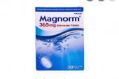 Magnorm Efervesan Tablet Niçin Kullanılır?