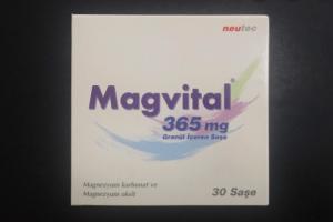 Magvital 365 Ne İçin Kullanılır, Fiyatı?